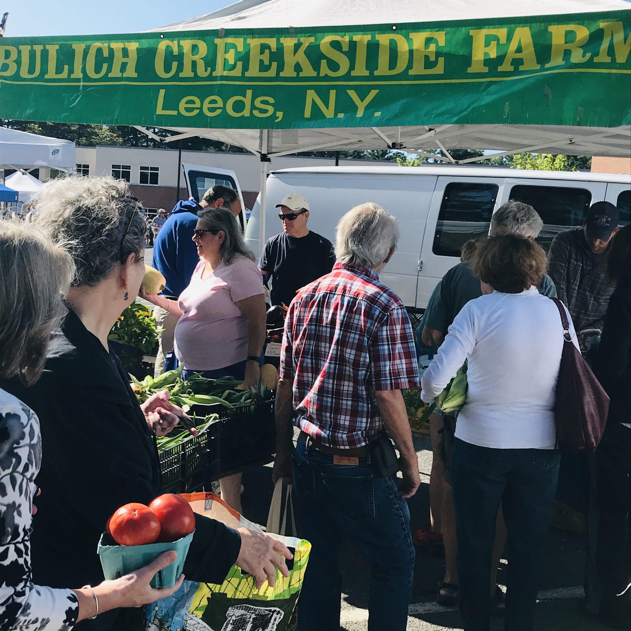 Farmer Market Delmar, Slingerlands, Glenmont, Guilderland, Albany Voorheesville Fresh Fruit Vegetables