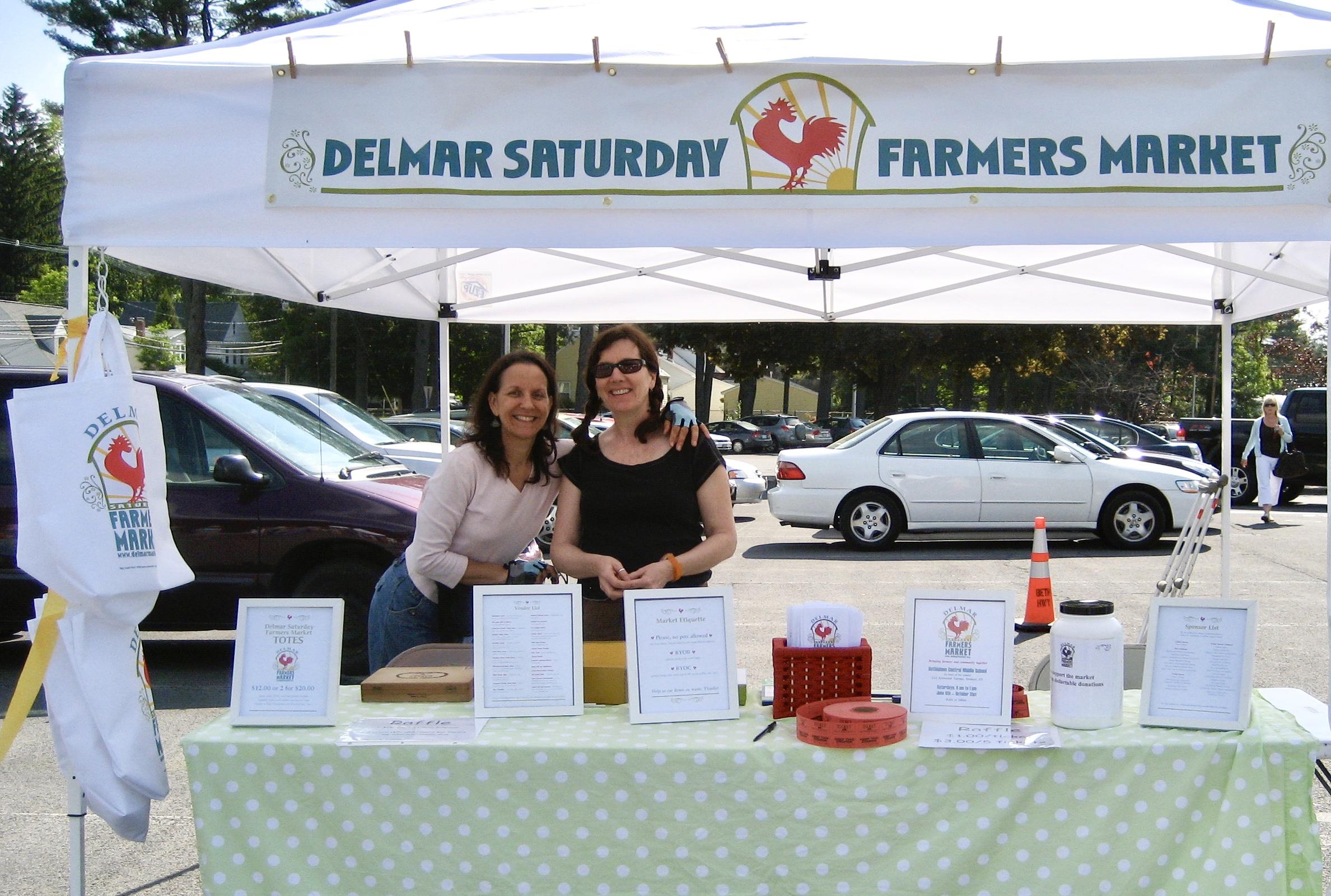 Farmer's Market Delmar, Slingerlands, Glenmont, Guilderland, Albany Voorheesville
